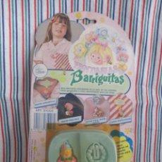 Muñecas Lesly y Barriguitas: BARRIGUITAS BLISTER COLGANTE ORIGINAL REF 81006. Lote 139730190