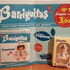 Muñecas Lesly y Barriguitas: MUÑECA BARRIGUITA PLANETA AGOSTINI N°1. Lote 140939818