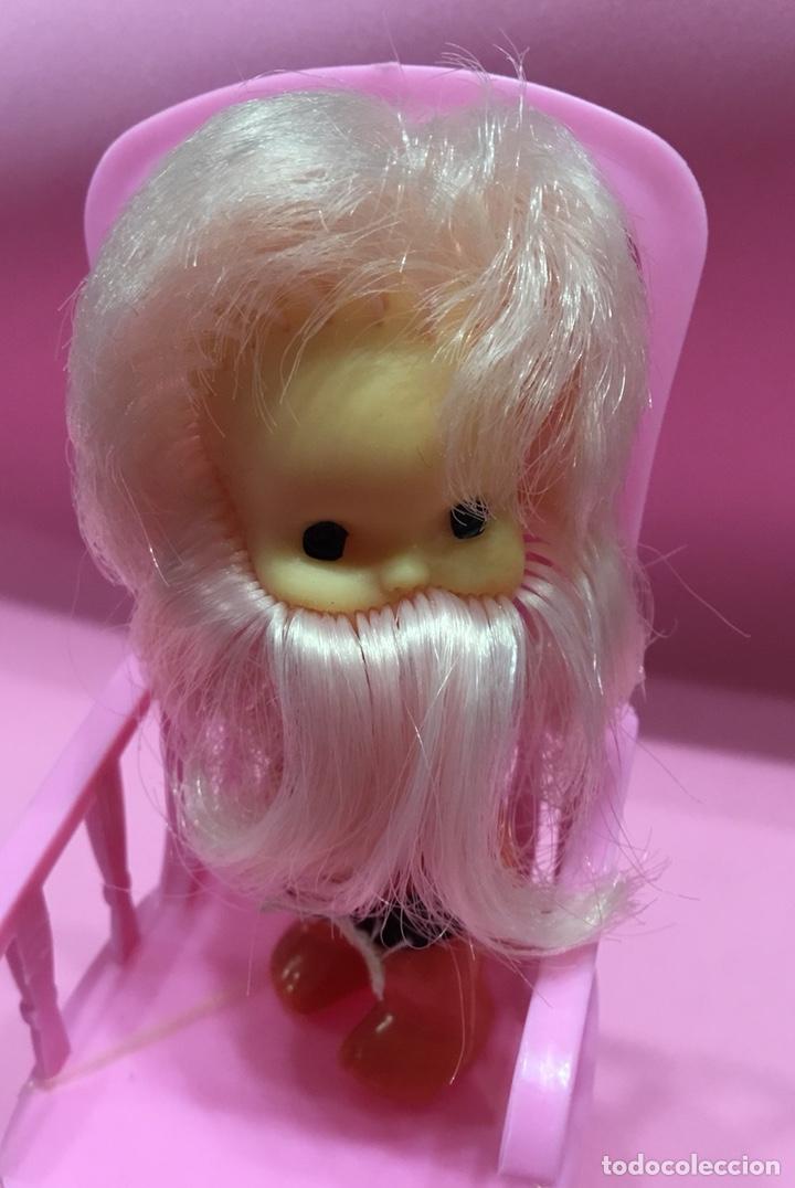 Muñecas Lesly y Barriguitas: Enanito rosa Barriguitas Blancanieves - Foto 2 - 141839158