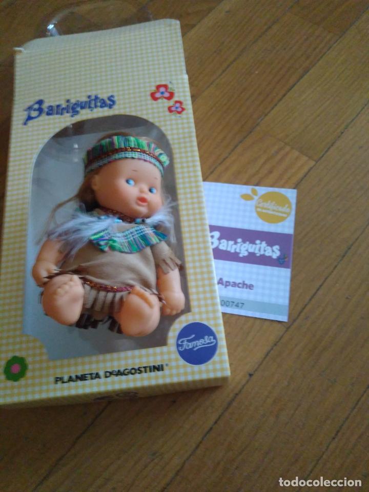 Muñecas Lesly y Barriguitas: BARRIGUITAS APACHE REEDICION Y FASCICULO - Foto 2 - 141964318