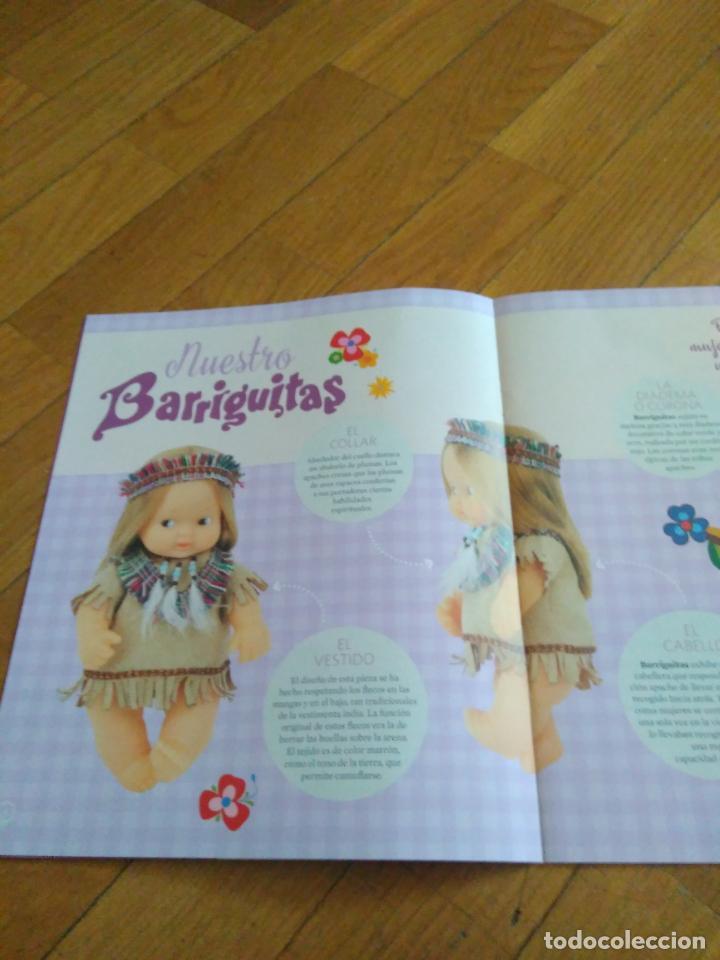 Muñecas Lesly y Barriguitas: BARRIGUITAS APACHE REEDICION Y FASCICULO - Foto 7 - 141964318
