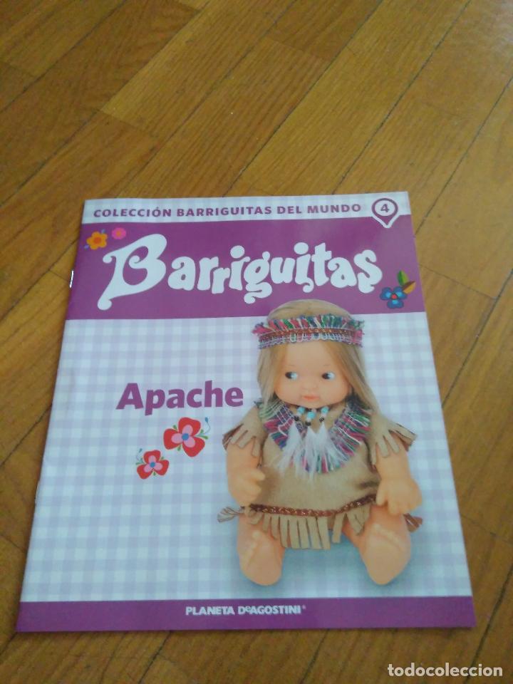Muñecas Lesly y Barriguitas: BARRIGUITAS APACHE REEDICION Y FASCICULO - Foto 8 - 141964318