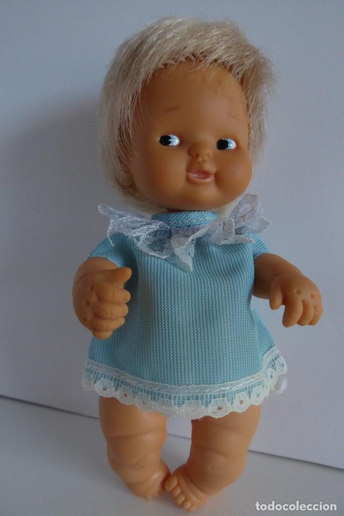 Muñecas Lesly y Barriguitas: BARRIGUITAS ANTIGUA DE PELO LISO - Foto 3 - 142716654