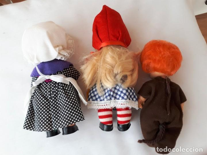 Muñecas Lesly y Barriguitas: BARRIGUITAS CAPERUCITA ABUELITA Y EL LOBO - Foto 2 - 142717534