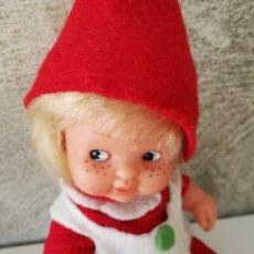 Muñecas Lesly y Barriguitas: BARRIGUITAS ENANITOS DEL BOSQUE. Lote 143941360