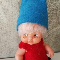 Muñecas Lesly y Barriguitas: BARRIGUITAS ENANITOS DEL BOSQUE. Lote 143941438