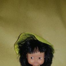 Muñecas Lesly y Barriguitas: MUÑECA BARRIGUITAS DE FAMOSA PAÍSES DEL MUNDO. Lote 145388398