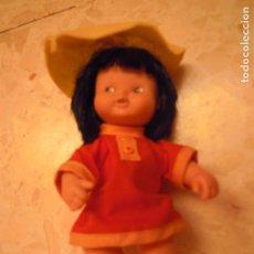 Muñecas Lesly y Barriguitas: BARRIGUITAS DEL MUNDO FAMOSA CHINA CHINO. Lote 145522490