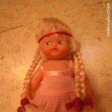 Muñecas Lesly y Barriguitas: BARRIGUITAS FAMOSA RUBIA TRENZAS BAILARINA. Lote 145524930