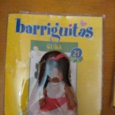 Muñecas Lesly y Barriguitas: BARRIGUITAS CUBA + REGALO BARRIGUITAS KENIA. Lote 145757602