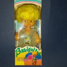 Muñecas Lesly y Barriguitas: MUÑECA BARRIGUITAS CAMBIA DE COLOR. Lote 145901146