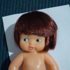 Muñecas Lesly y Barriguitas: BARRIGUITAS PELIRROJA CON PECAS PRECIOSA DE PLANETA. Lote 146722914
