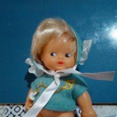 Muñecas Lesly y Barriguitas: BARRIGUITAS DE SIEMPRE CON CHUPETE Y GORRITO. Lote 147677574