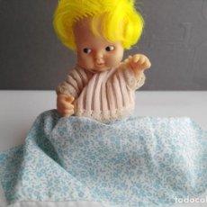 Muñecas Lesly y Barriguitas: ANTIGUA BARRIGUITAS DE FAMOSA PELO AMARILLO. Lote 148056170