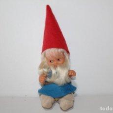 Muñecas Lesly y Barriguitas: BARRIGUITAS DEL BOSQUE GNOMO DE FAMOSA - AÑOS 80. Lote 148147294
