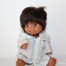 Muñecas Lesly y Barriguitas: BARRIGUITAS MORITO DE FAMOSA - AÑOS 80. Lote 148165478