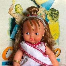 Muñecas Lesly y Barriguitas: BARRIGUITAS ROMANA ÉPOCA NANCY FAMOSA DESCATALOGADA. Lote 148626302