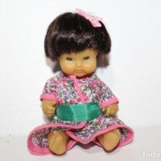 Muñecas Lesly y Barriguitas: BARRIGUITAS ORIENTAL O CHINITA DE FAMOSA - MARCADO Nº 57 - AÑOS 70. Lote 148673338