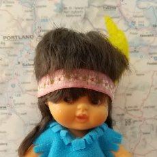 Muñecas Lesly y Barriguitas: MUÑECA BARRIGUITA INDIA. Lote 149212006