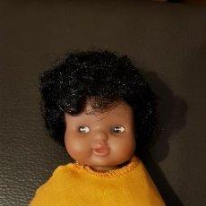 Muñecas Lesly y Barriguitas: BARRIGUITAS NEGRITA MULATA FAMOSA. Lote 149780954