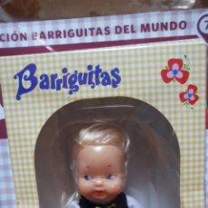Muñecas Lesly y Barriguitas: PRECIOSA BARRIGUITAS SUIZA EN CAJA ORIGINAL CON REVISTA. Lote 149877190