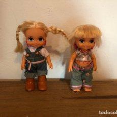 Muñecas Lesly y Barriguitas: LOTE 2 BARRIGUITAS FAMOSA. Lote 150732032
