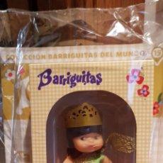 Muñecas Lesly y Barriguitas: BARRIGUITAS TAILANDESA REEDICION Y FASCICULO. Lote 151159506