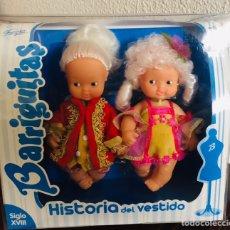 Muñecas Lesly y Barriguitas: BARRIGUITA HISTORIA DEL VESTIDO. Lote 151476540