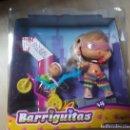 Muñecas Lesly y Barriguitas: BARRIGUITAS CARRERAS SOBRE RUEDAS BEBÉ . Lote 152583210