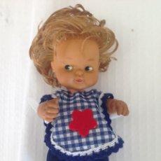 Muñecas Lesly y Barriguitas: BARRIGUITA ORIGINAL FAMOSA AÑOS 70. Lote 152883700
