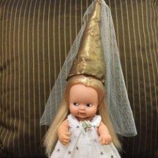 Muñecas Lesly y Barriguitas: BARRIGUITA HADA DEL BOSQUE. Lote 152963232
