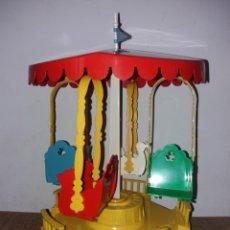 Muñecas Lesly y Barriguitas: CARRUSEL BARRIGUITAS FAMOSA. Lote 154180157