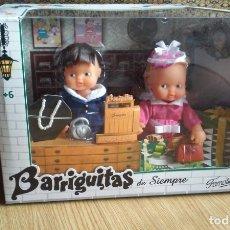 Muñecas Lesly y Barriguitas: BARRIGUITAS DE SIEMPRE. REEDICIÓN. FAMOSA. ¡NUEVA, SIN ABRIR! MUÑECA DE FAMOSA. Lote 153787684