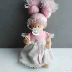 Muñecas Lesly y Barriguitas: ANTIGUA BARRIGUITAS DE FAMOSA PELO LANA. Lote 153865090