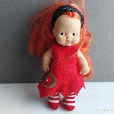 Muñecas Lesly y Barriguitas: ANTIGUA BARRIGUITAS DE FAMOSA BRUJA. Lote 153865530