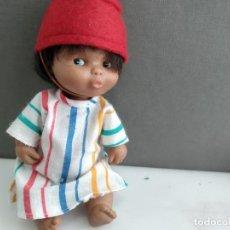 Muñecas Lesly y Barriguitas: ANTIGUA BARRIGUITAS DE FAMOSA MORITO. Lote 154162790