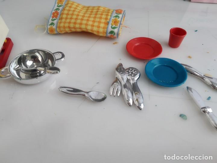 Muñecas Lesly y Barriguitas: ANTIGUA BARRIGUITAS DE FAMOSA ACCESORIOS - Foto 2 - 177974514