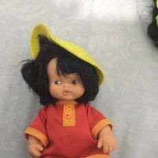 Muñecas Lesly y Barriguitas: BARRIGUITAS DEL MUNDO CHINA. Lote 154912705