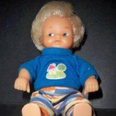 Muñecas Lesly y Barriguitas: MUÑECA BARRIGUITAS PIERNA RECTA FAMOSA. Lote 154994686