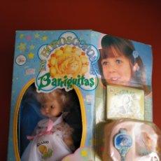 Muñecas Lesly y Barriguitas: BARRIGUITAS ORIGINAL HOROSCOPOS (ACUARIO) AÑO 85, NUEVA Y EN CAJA. Lote 155388674