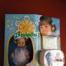 Muñecas Lesly y Barriguitas: BARRIGUITAS ORIGINAL HOROSCOPOS (CAPRICORNIO) AÑO 85, NUEVA Y EN CAJA. Lote 155388994