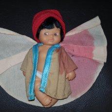 Muñecas Lesly y Barriguitas: BARRIGUITAS NIÑO COLECCION EL MUNDO RETROVINTAGEJUGUETES BBB. Lote 155503465