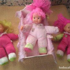 Muñecas Lesly y Barriguitas: LOTE BARRIGUITAS. Lote 155548602