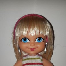 Muñecas Lesly y Barriguitas: MUÑECA BARRIGUITAS NEW MODERNO CHICA NIÑA DE FAMOSA. Lote 155627962