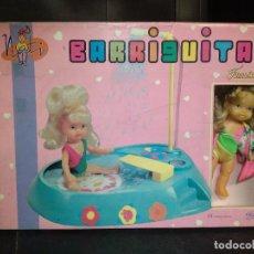 Muñecas Lesly y Barriguitas: BARRIGUITAS LA PISCINA DE NATI - NUEVO. Lote 155782914
