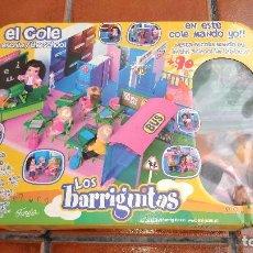 Muñecas Lesly y Barriguitas: BARRIGUITAS EL COLEGIO *COMPLETO* , PERFECTO ESTADO-DISNEY-NANCY-NENUCO-AMELIE. Lote 156380806