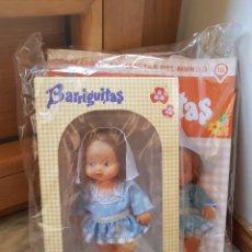 Muñecas Lesly y Barriguitas: BARRIGUITAS HOLANDESA, CON REVISTA. Lote 156614506