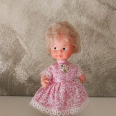 Puppen Lesly und Barriguitas - MUÑECA BARRIGUITAS MINA ANDADORA AÑOS 70 - 156780124