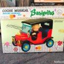 Muñecas Lesly y Barriguitas: COCHE MUSICAL BARRIGUITAS EN CAJA FUNCIONANDO. Lote 156879926