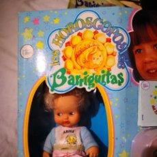 Muñecas Lesly y Barriguitas: LOS HOROSCOPOS DE BARRIGUITAS. ARIES. Lote 156993929